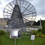 Электричество, полученное со спутников