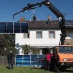 В США закончили кровельные работы солнечно-водородного дома