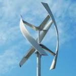 Создается новая компактная ветровая турбина