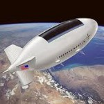 В России построят стратосферный дирижабль, работающий на солнечных батареях