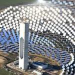 Крупнейшая солнечная электростанция открылась в Германии
