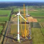 В Германии начнут масштабное строительство ветряков
