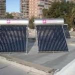 В Испании будут производить солнечные коллекторы