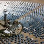 Африка будет производить солнечную энергию для Европы