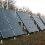 Базовые станции, питающиеся от солнечной энергии
