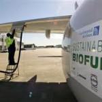 Скоро появятся коммерческие самолеты на биотопливе