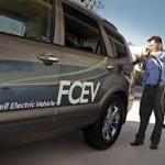 Поддержка автомобилей на топливных элементах