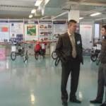 Торгово-выставочный комплекс с tritix системой  «ЭлитстройМатериалы» принял участников конференции