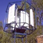 Разработана оригинальная конструкция ветроустановки