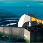 Волновая электростанция Oceanlinx – начало монтажа