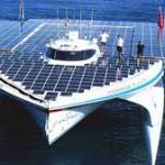 Кругосветное путешествие исключительно на солнечных батареях