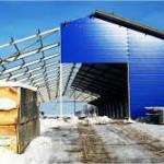 В Белгородской области строят биогазовую установку