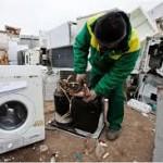 Проект по утилизации старой бытовой техники в РФ