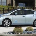 Nissan начал выпускать электромобиль Leaf 2011