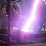 Электричество можно получать из грозовых разрядов