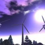 Новая ветроэлектростанция Румынии