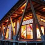 Новый пассивный дом в Чили