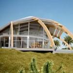 Пассивный купол-дом «Жемчужина»