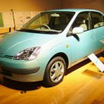 Новый гибридный автомобиль Toyota