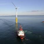 Плавающие ветряные установки в Норвегии