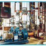 Насосы для нефтяной и химической промышленности
